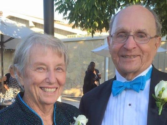 Anniversaries: Elmer Moore & Marilyn Moore