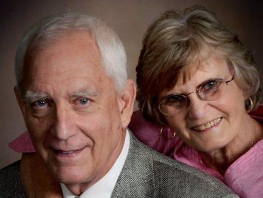 Anniversaries: Joe Cross & Mary Jane Cross