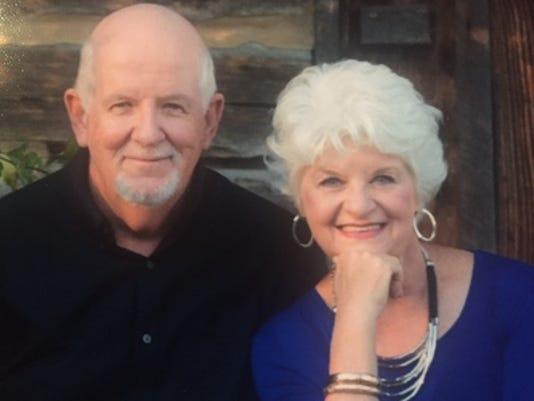 Anniversaries: Jim Parker & Judy Parker