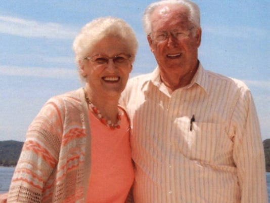 Anniversaries: Gerald Horne & Alice Horne