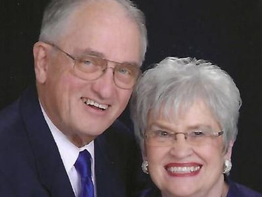 Anniversaries: Charles Hyde & Bette Hyde