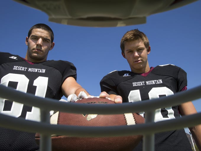 See the 104 former Arizona high school football players