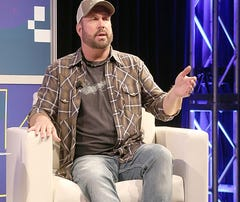 Garth Brooks hits the town in Austin for SXSW