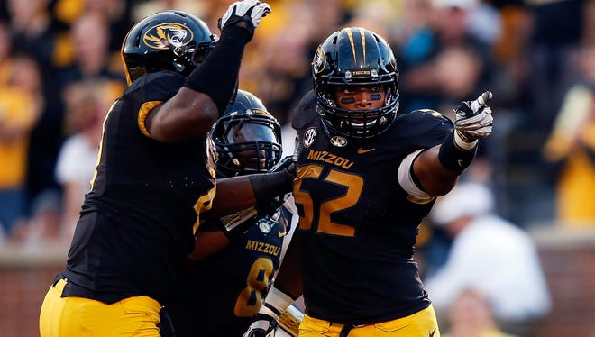 Former Missouri DE Michael Sam revealed he was gay to his Tigers teammates prior to the 2013 season.