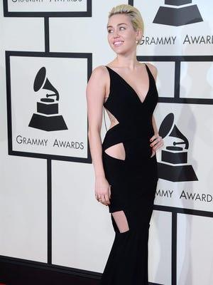 Myley Cyrus.