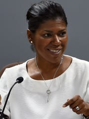 Sharon Gentry, chair of the Metro Nashville school