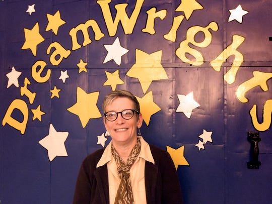 Anne Davis, executive director at DreamWrights Youth
