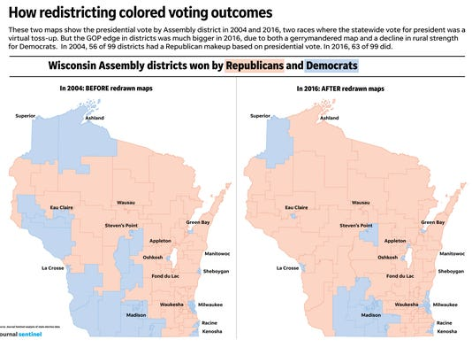 Concern over gerrymandering isn\'t going away. What you need to know.