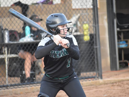 West Salem's Taylor Holmquist