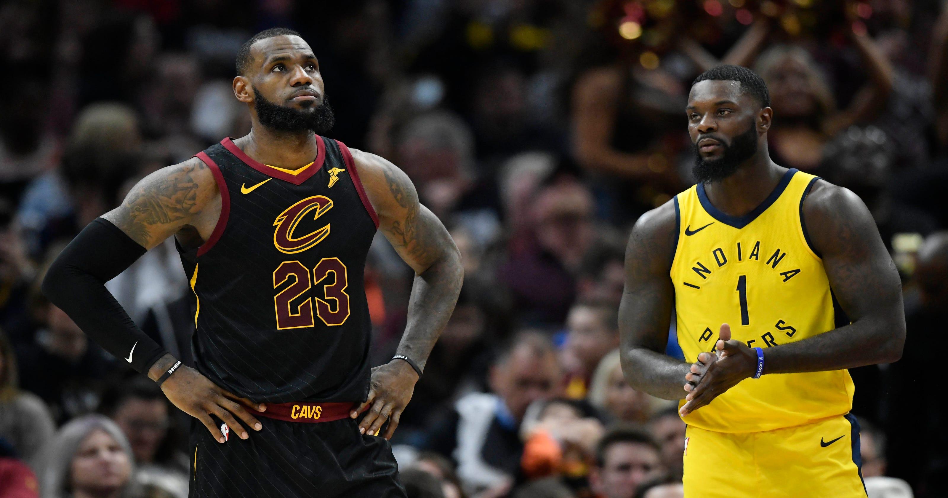e1649df6727 NBA playoffs 2018  How Lance Stephenson made an impact