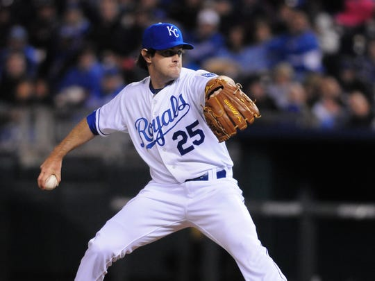 Former FGCU and Mariner High School pitcher Casey Coleman has played for the Cubs and Royals.