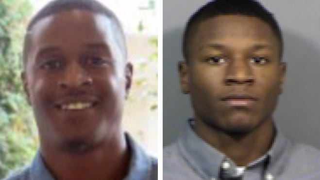 Jamal Mosley (left) and Jshon Mosley (right)