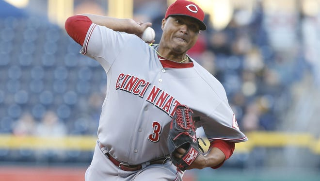 Reds pitcher Alfredo Simon allegedly raped a woman in April 2013 for which a civil lawsuit was filed Thursday.