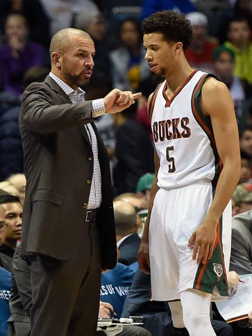Jason Kidd has the Bucks thinking big with a promising