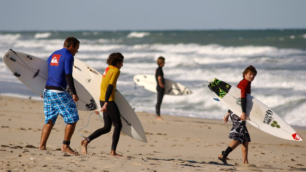 FROM THE ARCHIVE: 2010 Surf Fest takes over Sebastian Inlet with young stars and legends. Originally posted in 2010.