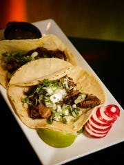 Lengue Street Tacos at El Fogon on Thursday, July 5,