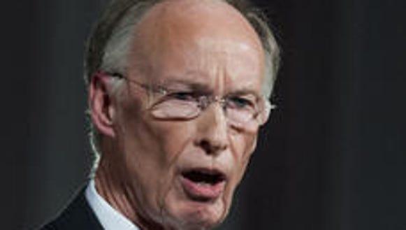 Governor Robert Bentley