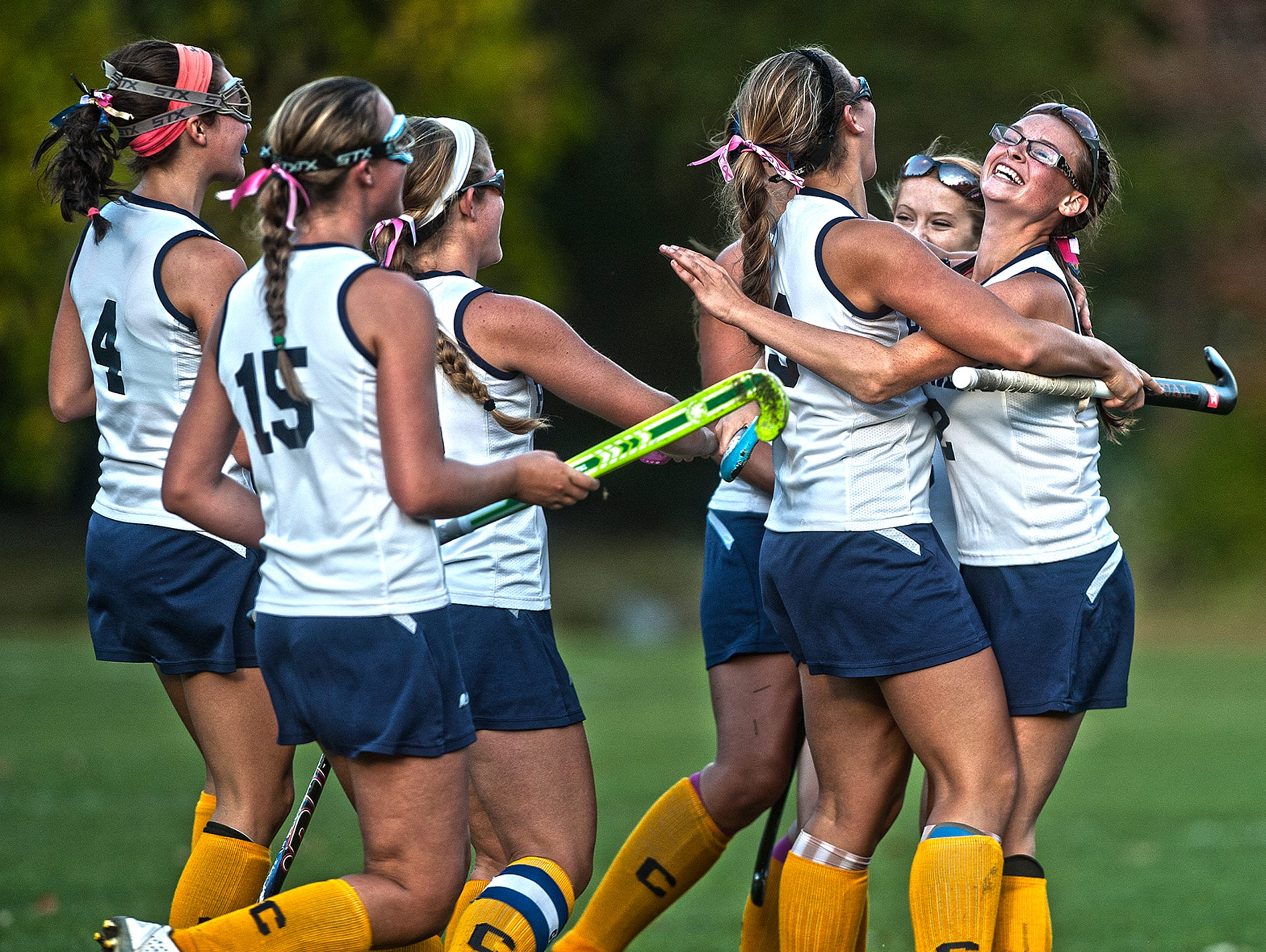 Varsity Field Hockey: West Deptford at Collingswood