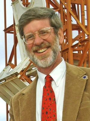 """Jim Eckles is the speaker for """"The Range: From Livestock to Missiles,"""" a history event at the New Mexico Farm & Ranch Heritage Museum on Thursday, Oct. 12."""