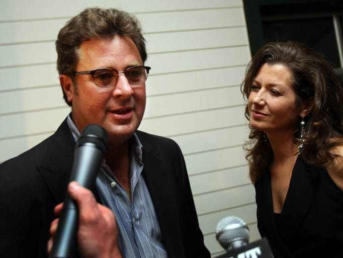 Photos Vince Gill And Amy Grant Over The Years