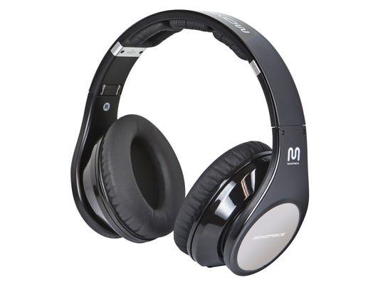 headphones with memory