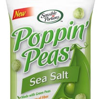 Poppin' Peas: A delicious and allergy-friendly snack option