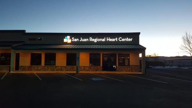 The San Juan Regional Heart Center has opened its new location at 480 Wolverine Drive No. 12 in Bayfield, Colo.