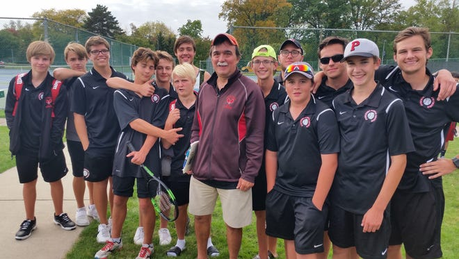 The Pinckney boys tennis team is heading to the Division 2 state finals for the first time in school history.