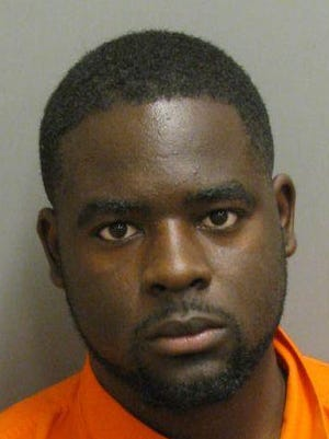 Matell Smith is charged with making terrorist threats.