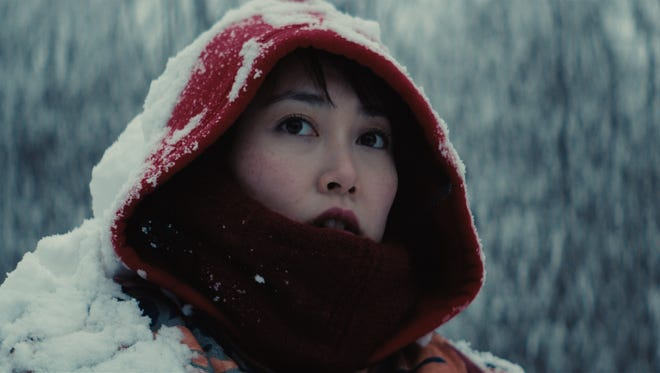 "Rinko Kikuchi stars a Japanese woman whose icy journey to America is fueled by ""Fargo"" in ""Kumiko, the Treasure Hunter."""