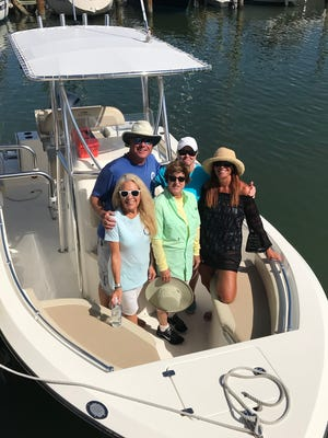 A little extra time on the water makes these women boaters more confident operating a boat.