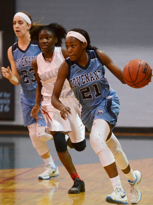 High School Basketball: Covenant Christian at Rockledge.