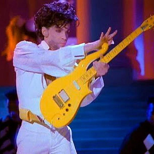 Indianapolis Colts owner buys Prince's guitar