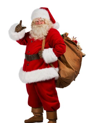Yes, VIRGINIA, there is a Santa Claus. He exists as certainly as love and generosity and devotion exist, and you know that they abound and give to your life its highest beauty and joy.