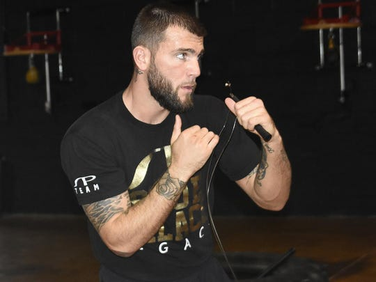 Nashville native Caleb Plant will challenge for the International Boxing Federation super middleweight championship on Sunday in Los Angeles.