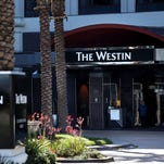 The Westin is one of Starwood Hotels and Resorts' brands. Marriott International announced its intent to buy Starwood in 2015.