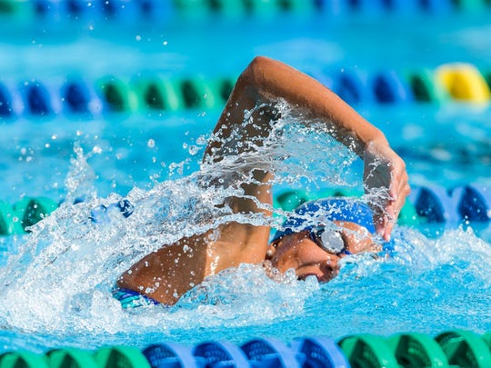 FGCU swimmer Lani Cabrera will represent her native Barbados in the 400-meter freestyle Aug. 7 during the Aug. 5-21 Olympics in Rio de Janeiro, Brazil.