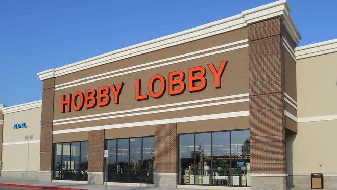 Smyrna's new Hobby Lobby store opens Monday, April 24.