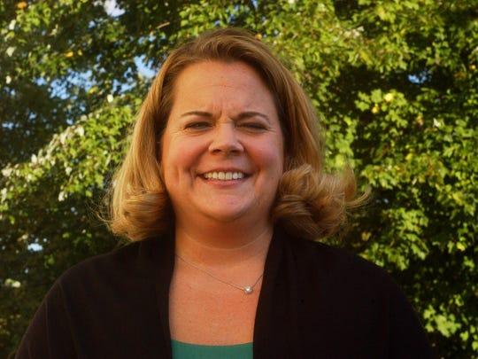Ashley Lowman Berger, a 1994 Robert E. Lee High School