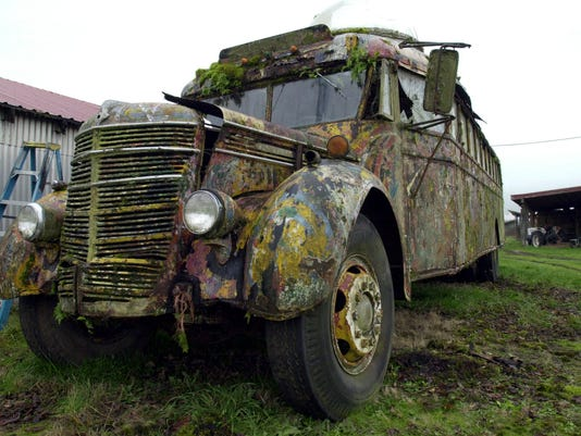 Kesey Bus Rides Again