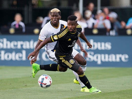 MLS: Los Angeles Galaxy at Columbus Crew SC
