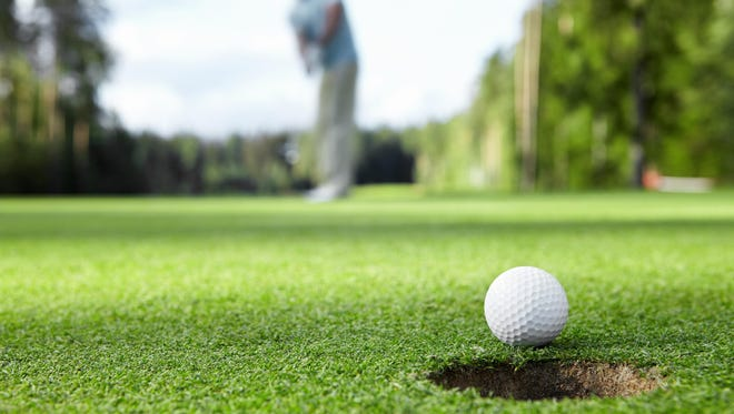 Making long putts can be difficult of you have trouble judging distance.