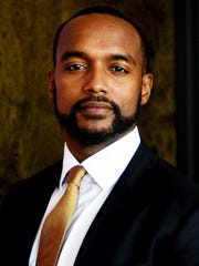 Adrian Perkins is running for Shreveport mayor.