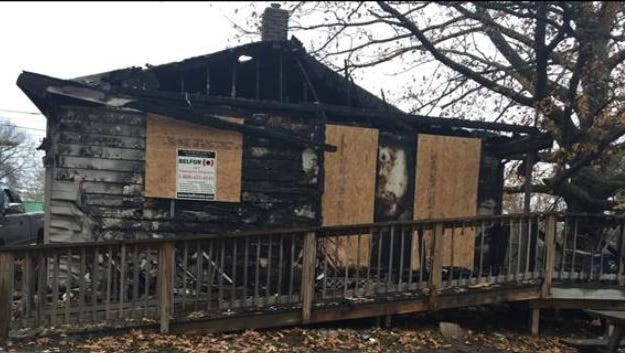 Westland police are looking for info on a fire that took place at this home, which took place Nov. 11 in the 33000 block of Allenton.
