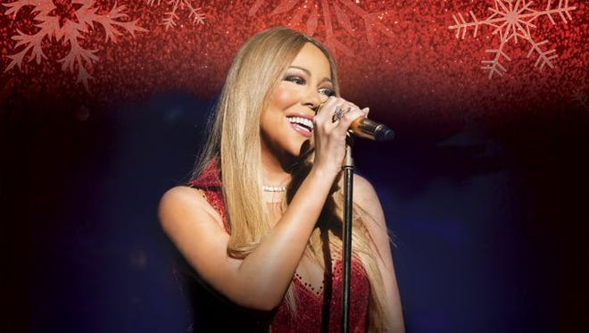 """""""North Pole Radio 93.9"""" launched Friday by playing Mariah Carey's """"All I Want for Christmas is You."""""""