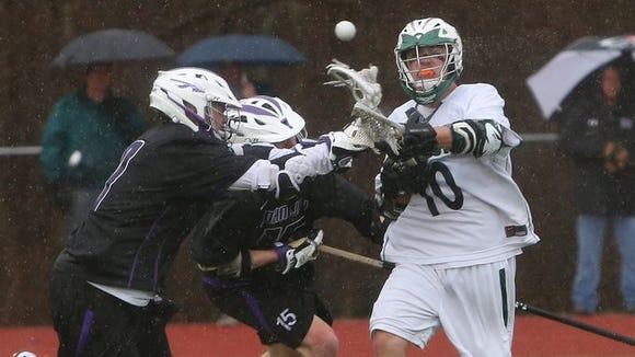 Nicky Bonitatibus of Yorktown lacrosse.
