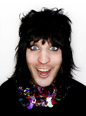 After touring the United Kingdom, Australia and New Zealand, Noel Fielding is bringing his new live show to America.
