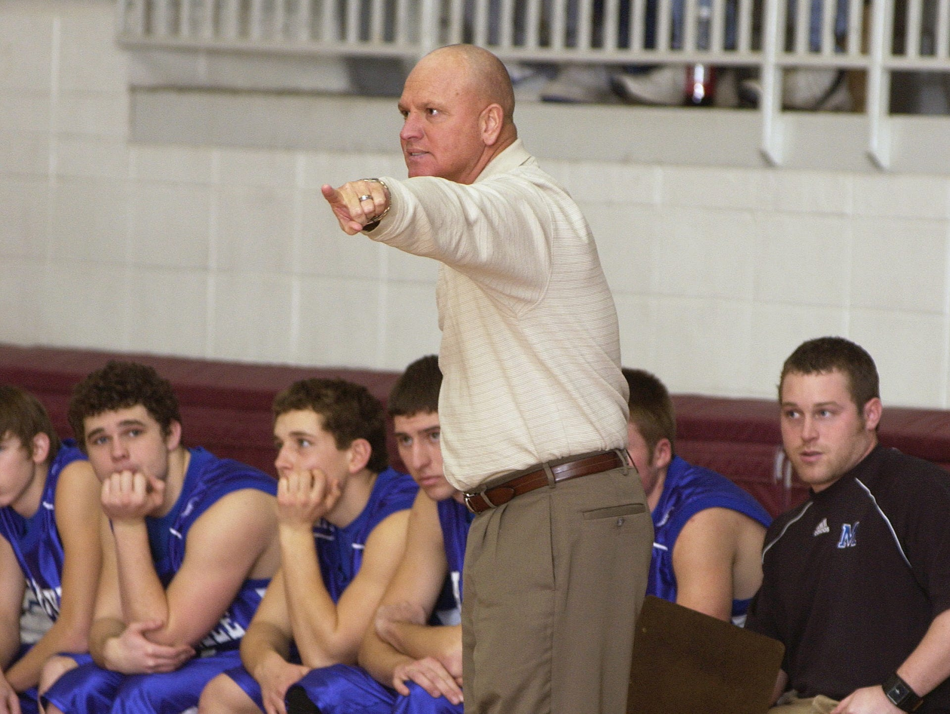 Marionville's Ted Young will be inducted into the 2016 class of the Missouri Basketball Coaches Association Hall of Fame.