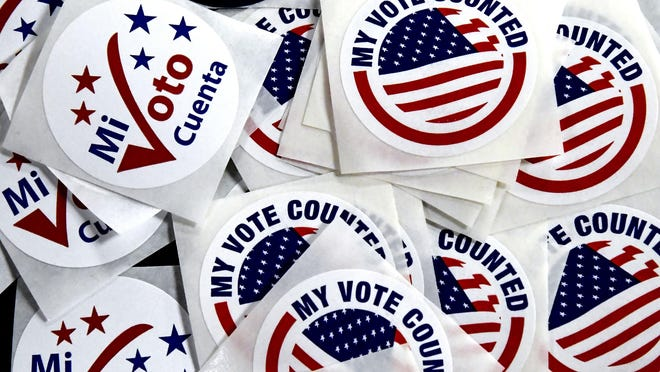 Southwest Kansans went to the polls Tuesday to vote for their candidates in the primary election.