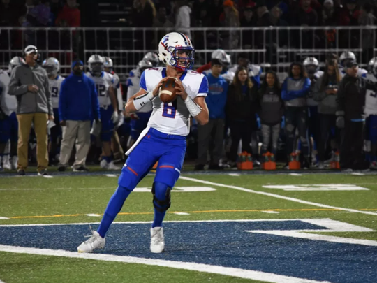 Cherry Creek (Colorado) QB Alex Padilla committed to